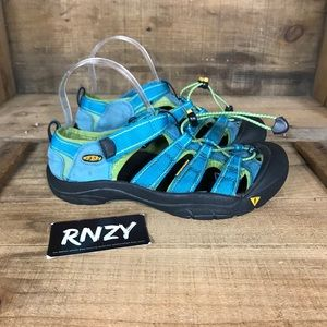 Keen Waterproof Velcro Strap Sandal